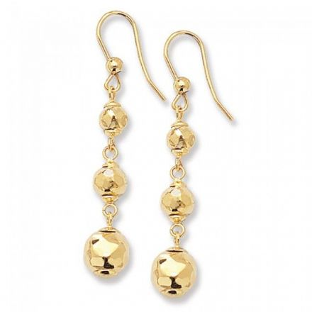 Just Gold Earrings -9Ct Earrings, ER170